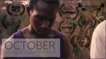 3. October poster