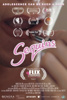 7. Sequins poster